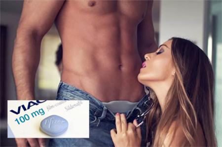 L'effet du Viagra