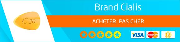 Acheter Brand Cialis